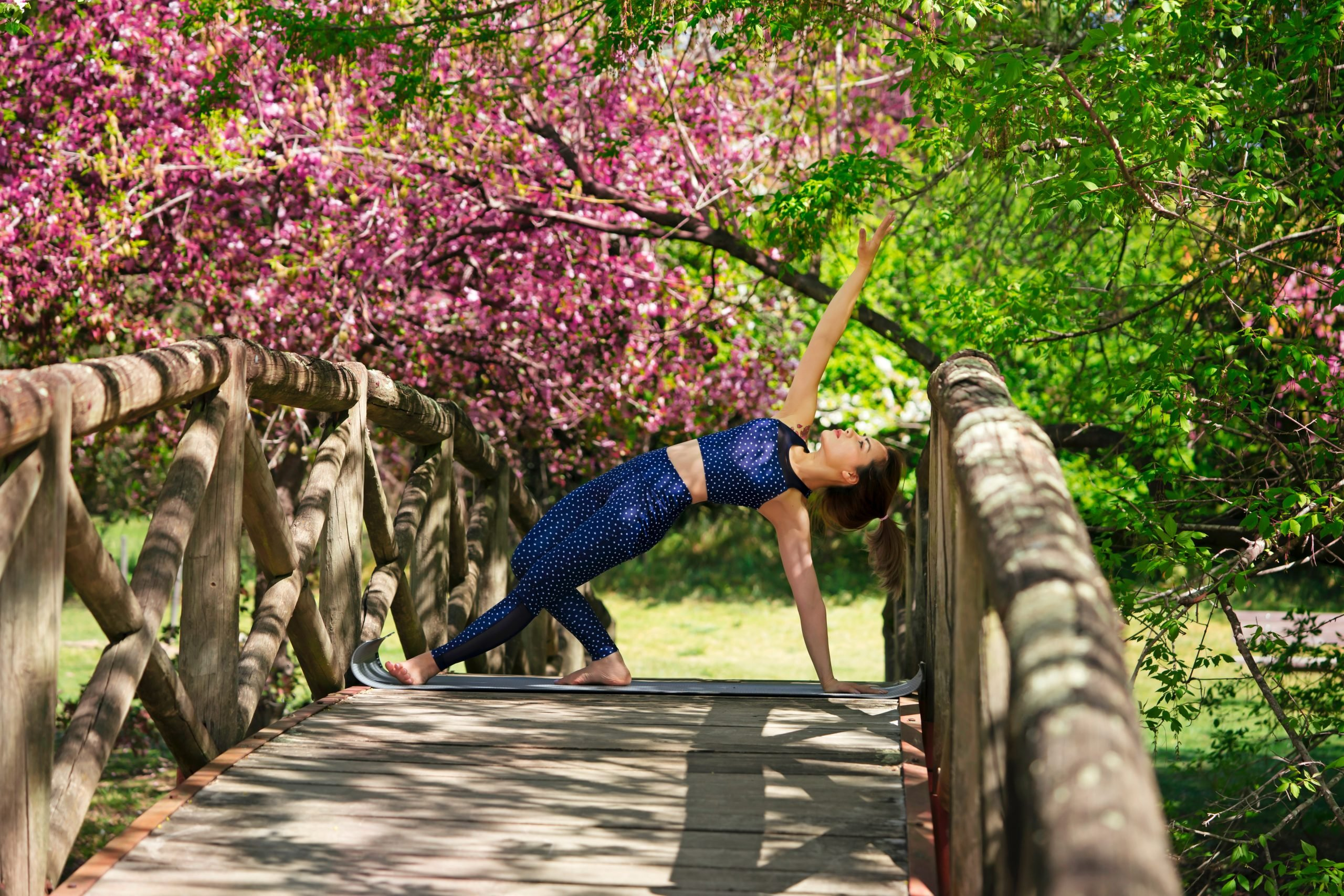 pratiquer le yoga ashanti